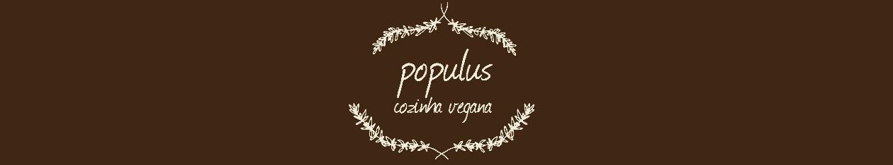 Populus Cozinha Vegana